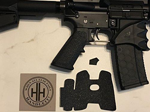 Handleitgrips Gun Grip Tape Wrap for AR-15 Classic Grip and Shell Casing Deflector