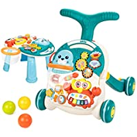 Unih Baby Sit to Stand Learning Walkers & Activity Table