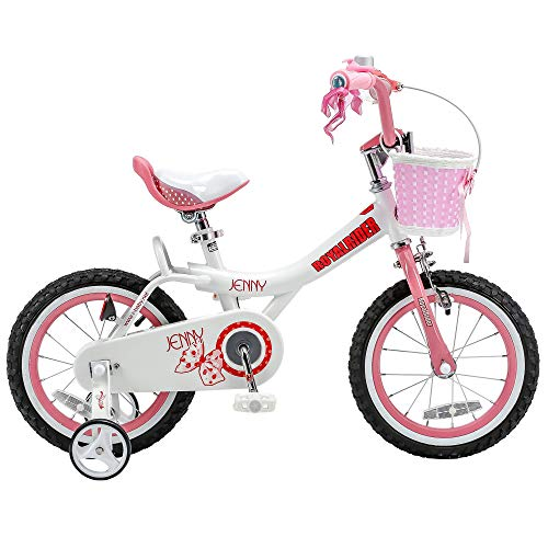 Royal baby Jenny & Bunny bike for children