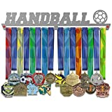 Handball Medal Hanger Display | Sports Medal Hangers | Stainless Steel Medal Display | by VictoryHangers - The Best Gift For Champions !