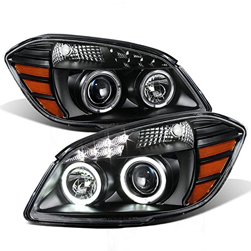 halo headlights 2009 pontiac g5 - 1