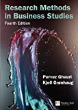 Ghauri: Research Methods in Busi_p4 - Pervez Ghauri