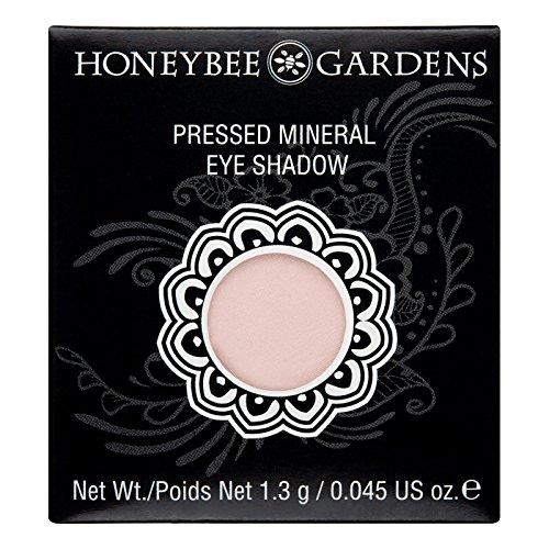 Honeybee Gardens Pressed Powder Eye Shadow, Porcelain | SINGLE PAN | Vegan, Cruelty Free, Gluten Free, Paraben Free, Talc Free