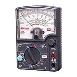 三和電気計器 アナログマルチテスタ 自動車測定対応 TA-55