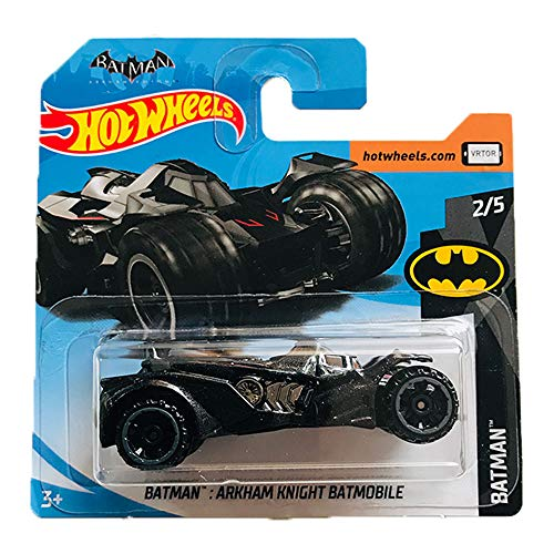 Hot Wheels Batman Arkham Knight Batmobile Batman 112/365