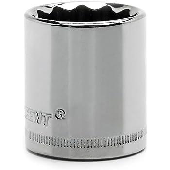 Sunex 225zm 1//2-Inch Drive 25-mm 12-Point Impact Socket Sunex International