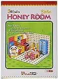 Cubic Fun 3D Puzzle Kitchen Honey Room - Puppenhaus Küche