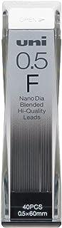 三菱鉛筆 シャープペン芯 ナノダイヤ 0.5 F 10個 U05202NDF