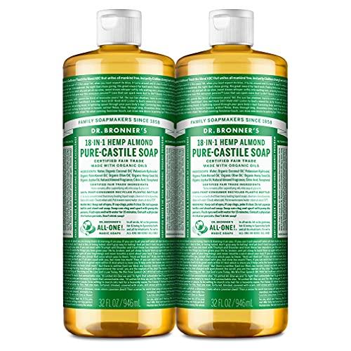 Castile Liquid Soap - 32 oz. - 2 Pack