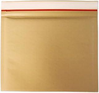 アリアケ梱包 薄い クッション封筒 DVD クラフト茶色 (20枚セット)