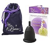 Me Luna Coupe menstruelle Classic, manche noir taille l