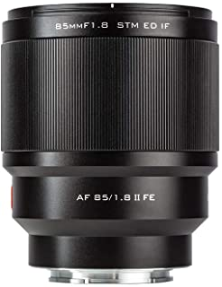 VILTROX New 85mm F1.8 II STM Fuji FX Mount Autofocus Lens More Lightweight and Compact Better Autofocus Better Image Quali...
