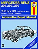 Mercedes-Benz 250 and 280 Owner's Workshop Manual (Service & repair manuals)