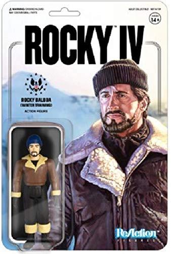 Rocky (Winter Training Reaction Figure)