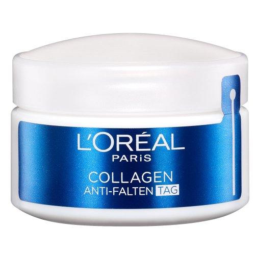L' Oréal Paris Dermo Expertise collagene antirughe Crema Giorno, 50ML