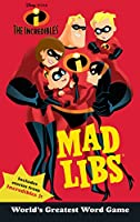 The Incredibles Mad Libs