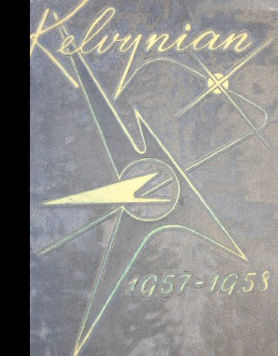 (Reprint) 1958 Yearbook: Kelvyn Park High School, Chicago, Illinois