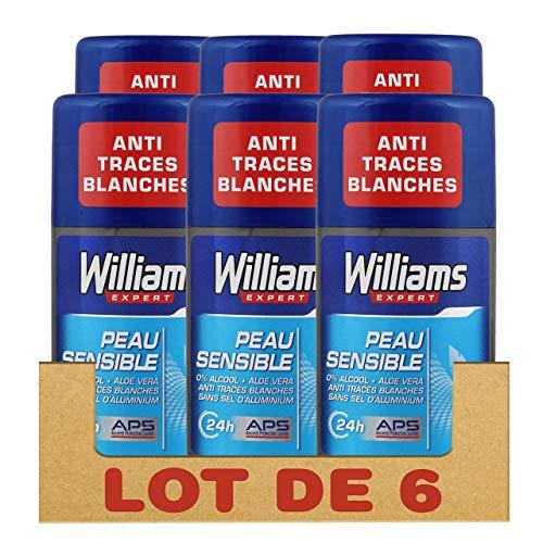 Williams Expert Déodorant Homme Stick Antibactérien