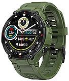 Smart Watch for Men Outdoor Waterproof Military Tactical Sports Watch...