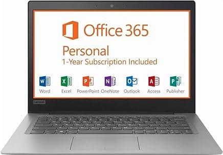 Lenovo Ideapad 14-inch Premium Performance Laptop (2019),Intel Celeron Dual-Core Processor up to 2.40 GHz, 2GB RAM, 32GB eMMC, Webcam, HDMI, 802.11ac, Win 10, Office 365 1-Year ($70 Value)