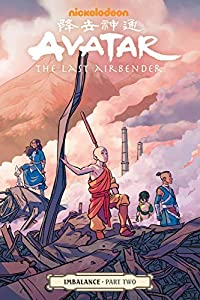 Avatar: The Last Airbender--Imbalance Part Two (Avatar: the Last Airbender - Imbalance Book 2)