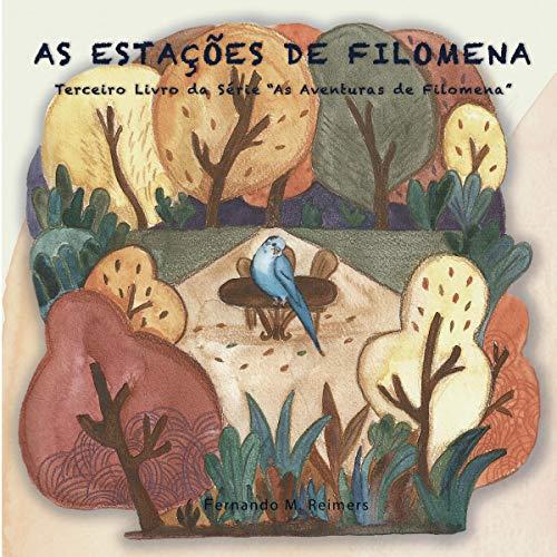 Às Estações de Filomena [To Filomena Stations] audiobook cover art