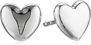chamilia heart earrings