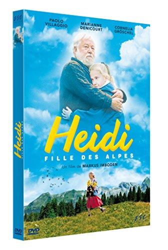 Heidi, fille des Alpes [Francia] [DVD]