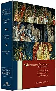 Box Liturgias Culturais - 3 Volumes