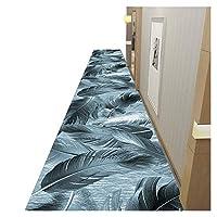 ZEMIN 廊下敷きカーペット ラグ じゅうた 商業の ようこそ スタンピード 通路 長いです カーペット、 マルチサイズ カスタマイズ可能 (Color : G, Size : 0.8x8.5m)