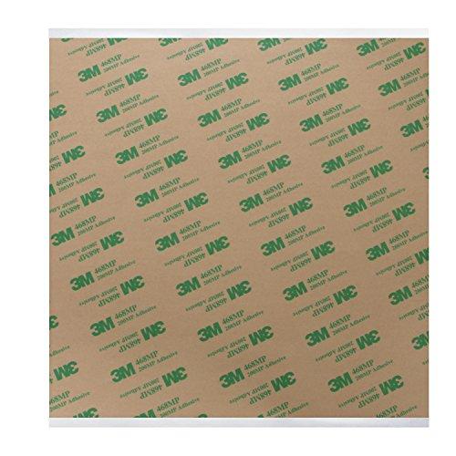 Gizmo Dorks 3M 468MP Adhesive Transfer Tape Sheets 4.6