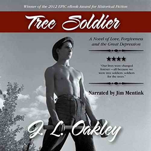 Tree Soldier audiobook cover art