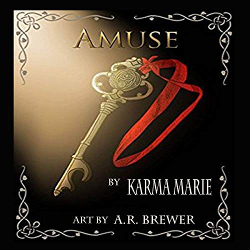 Amuse audiobook cover art