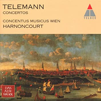 Telemann : Concertos