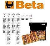 Assortimento Serie Filiera 110 PCS in acciaio Beta articolo 446/C110