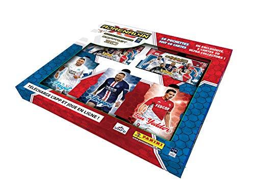 Panini France SA-Box Adrenalyn TCG 3D Weihnachtsprodukte, 003996MCOUF