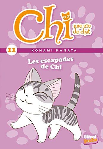 Chi - Poche - Tome 11: Les escapades de Chi