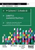 schemi & schede di diritto amministrativo: metodo schematico simone