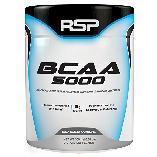 Rsp Nutrition BCAA 5000, 0.3 kg