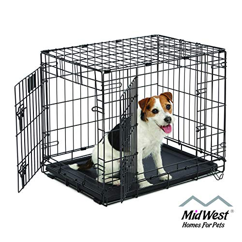 Small Dog Crate   MidWest Life Stages 24' Double...