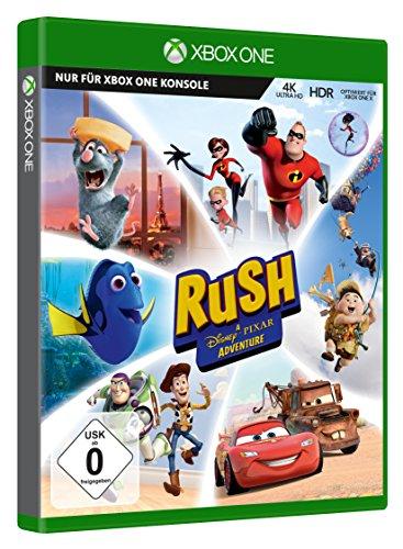 Rush - Ein Disney Pixar Abenteuer