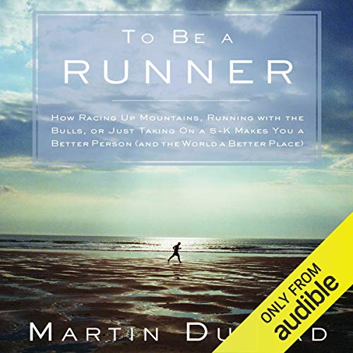To Be a Runner audiobook cover art