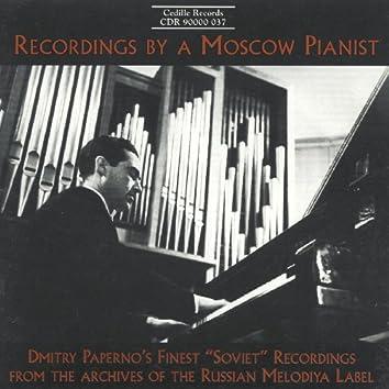 Brahms / Liszt / Grieg / Chopin: Piano Music