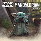 2021 Star Wars Mandalorian - The Child Wall Calendar