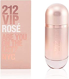 Carolina Herrera 212 Vip Rose, Eau De Parfum, 125ml
