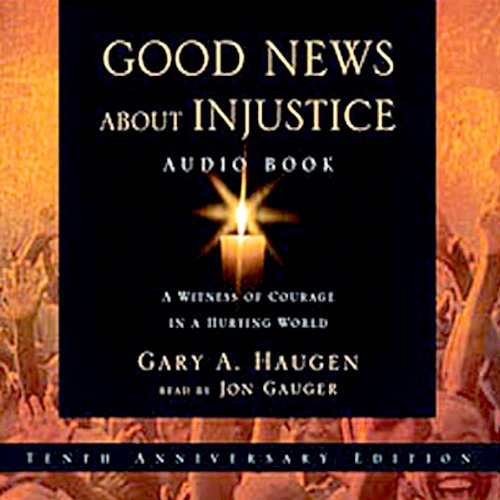 Good News About Injustice  Audiolibri
