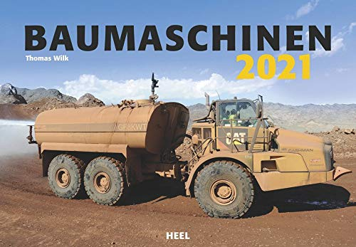 Baumaschinen 2021: Technik-Kolosse im Einsatz