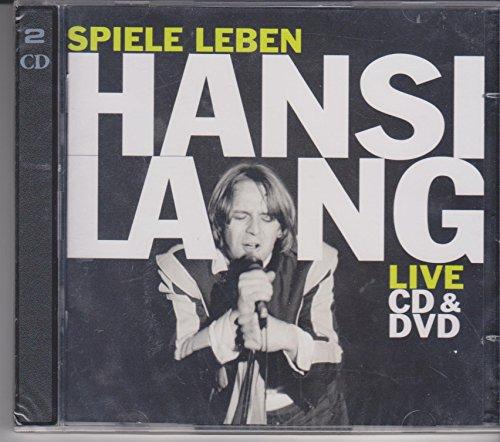 Spiele Leben Live (CD+Dvd)