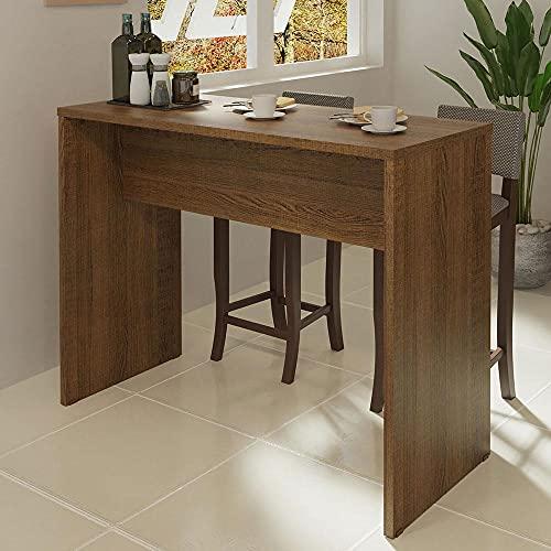 Bancada para Cozinha Madesa 115 cm - Rustic