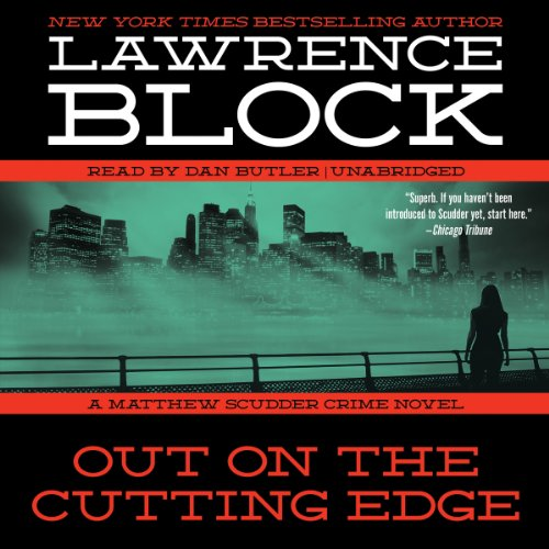 Out on the Cutting Edge  By  cover art